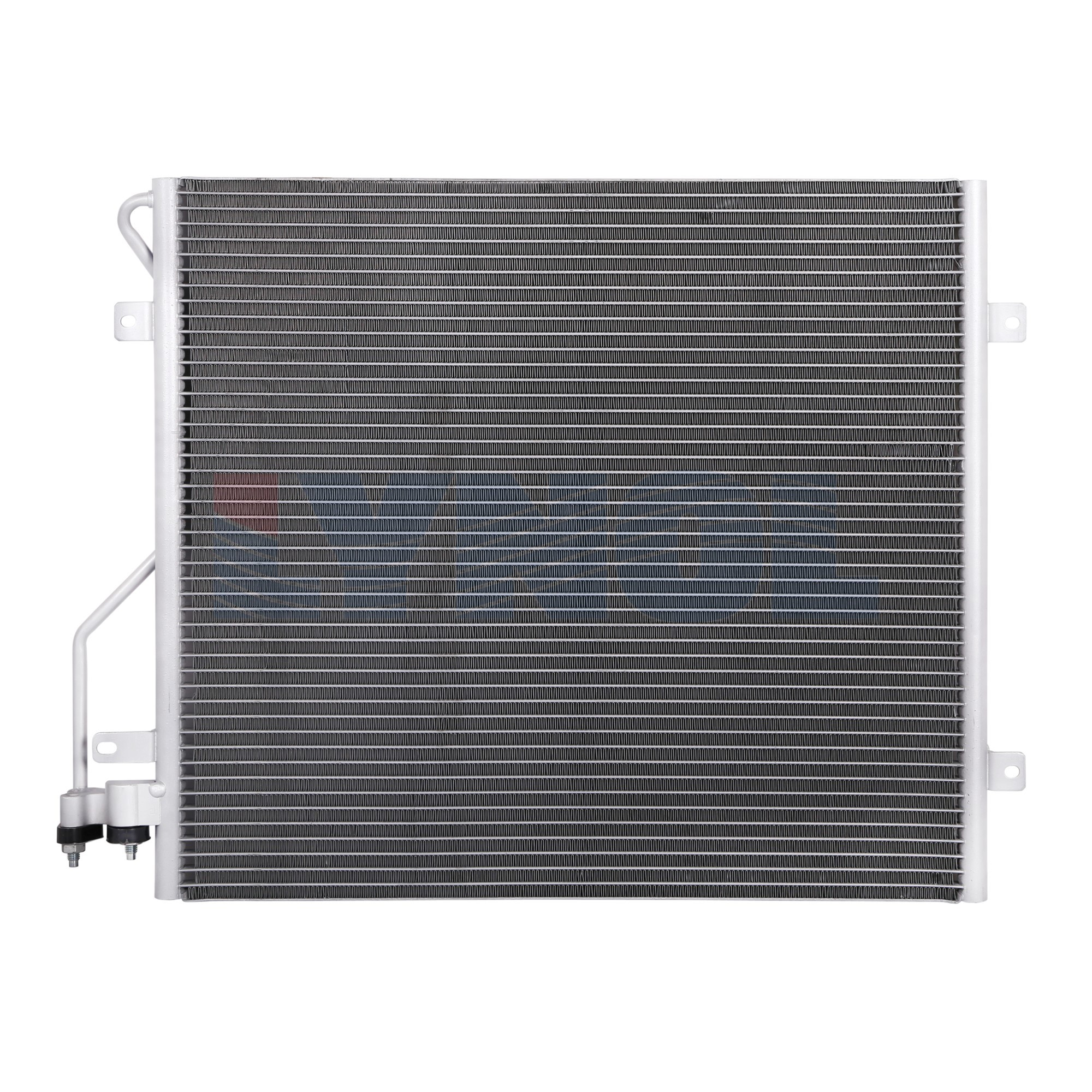 3058 A//C Condenser For Jeep Liberty 02-05 2.4 L4 3.7 V6