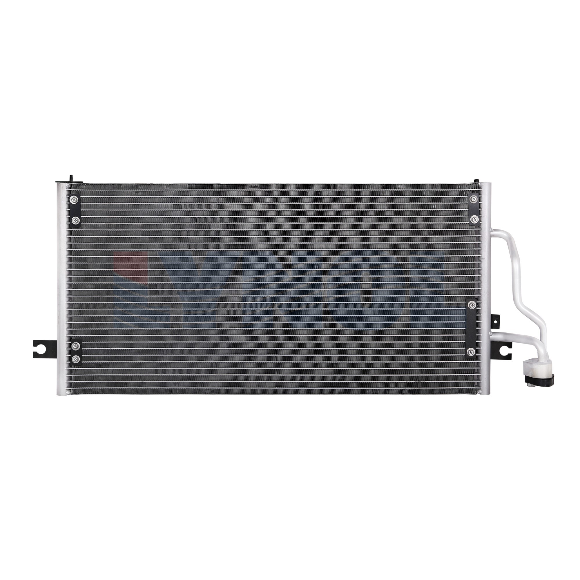 AC4538 - AC Condensers  - 92-96 Dodge Colt, Eagle Summit, Mitsubishi Mirage, Plymouth Colt