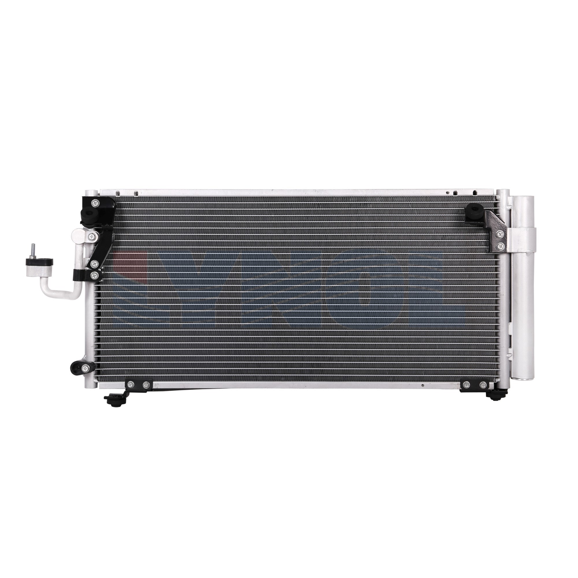 AC4967 - AC Condensers  - 01-05 Chrysler Cirrus / Sebring, Dodge Stratus, Mitsubishi Eclipse, Coupe With dryer