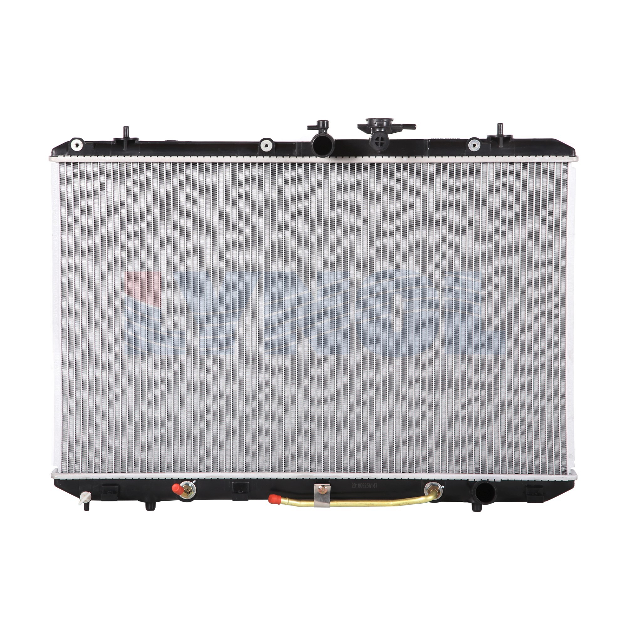 13024 - RADIATOR  - 08-10 TOY HIGHLANDER 3.5L W/TOW RADIATOR