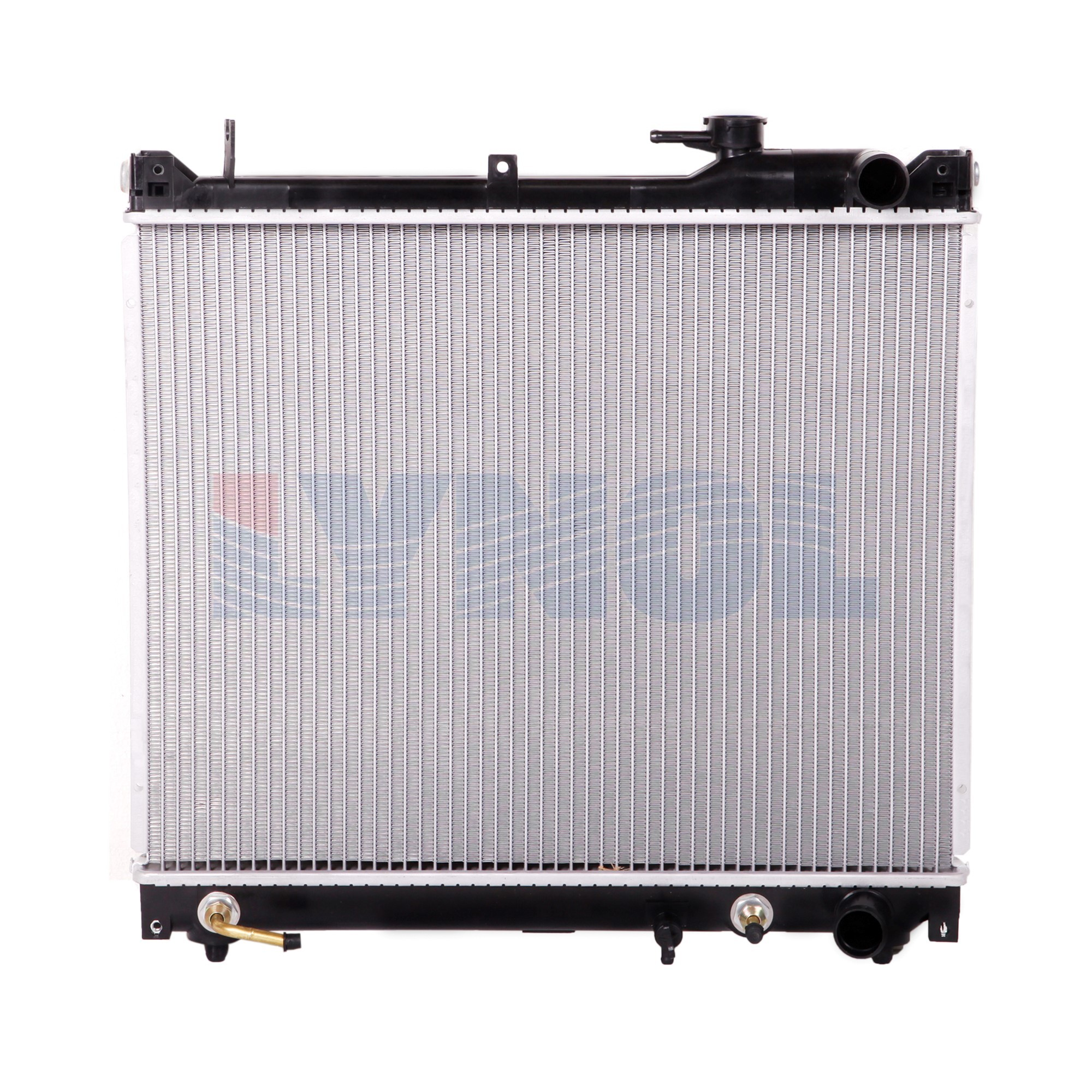13028 - RADIATOR  - 99-05 Suzuki VITARA A/T 4CY 1.6/2.0L INLET/OUTLET ON RIGHT RAD