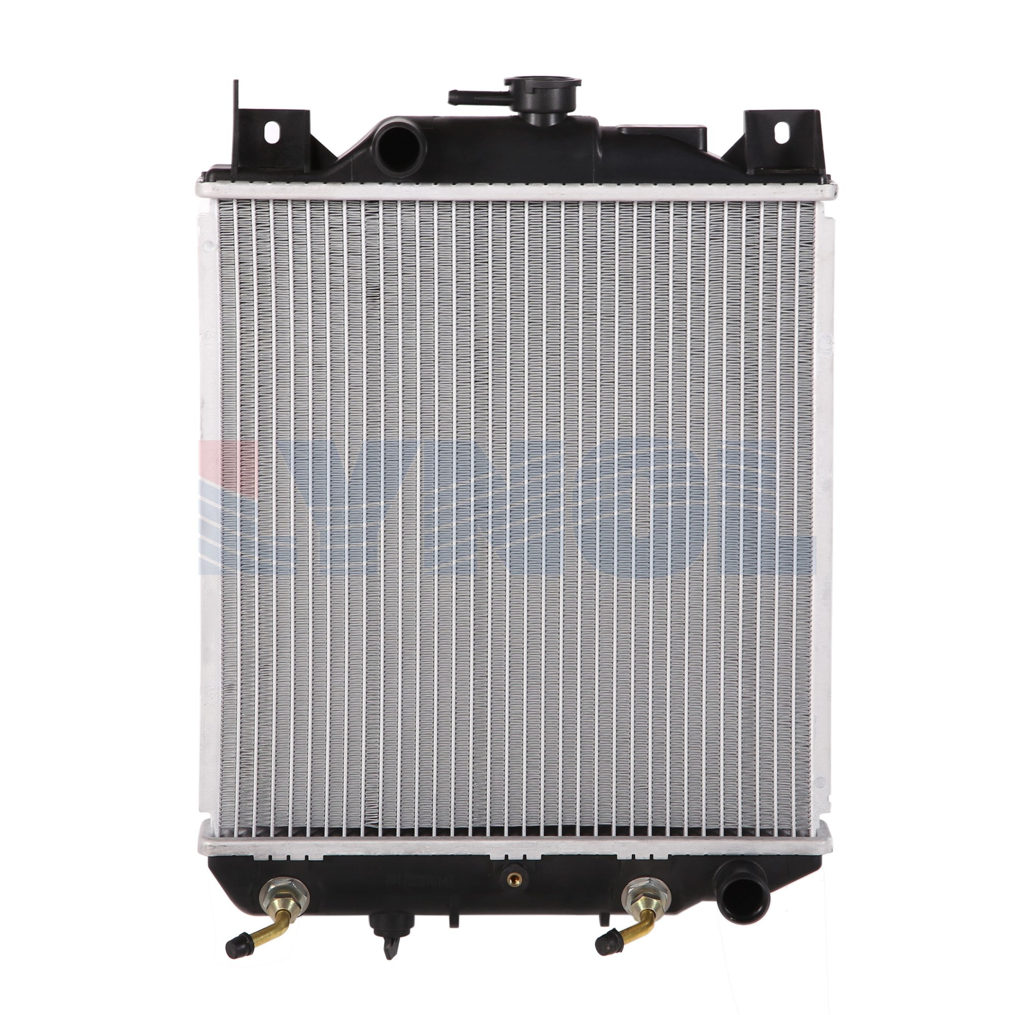 LR1168 - RADIATOR  - 90-94 Suzuki Swift, 1.0L l3 / 1.3L l4