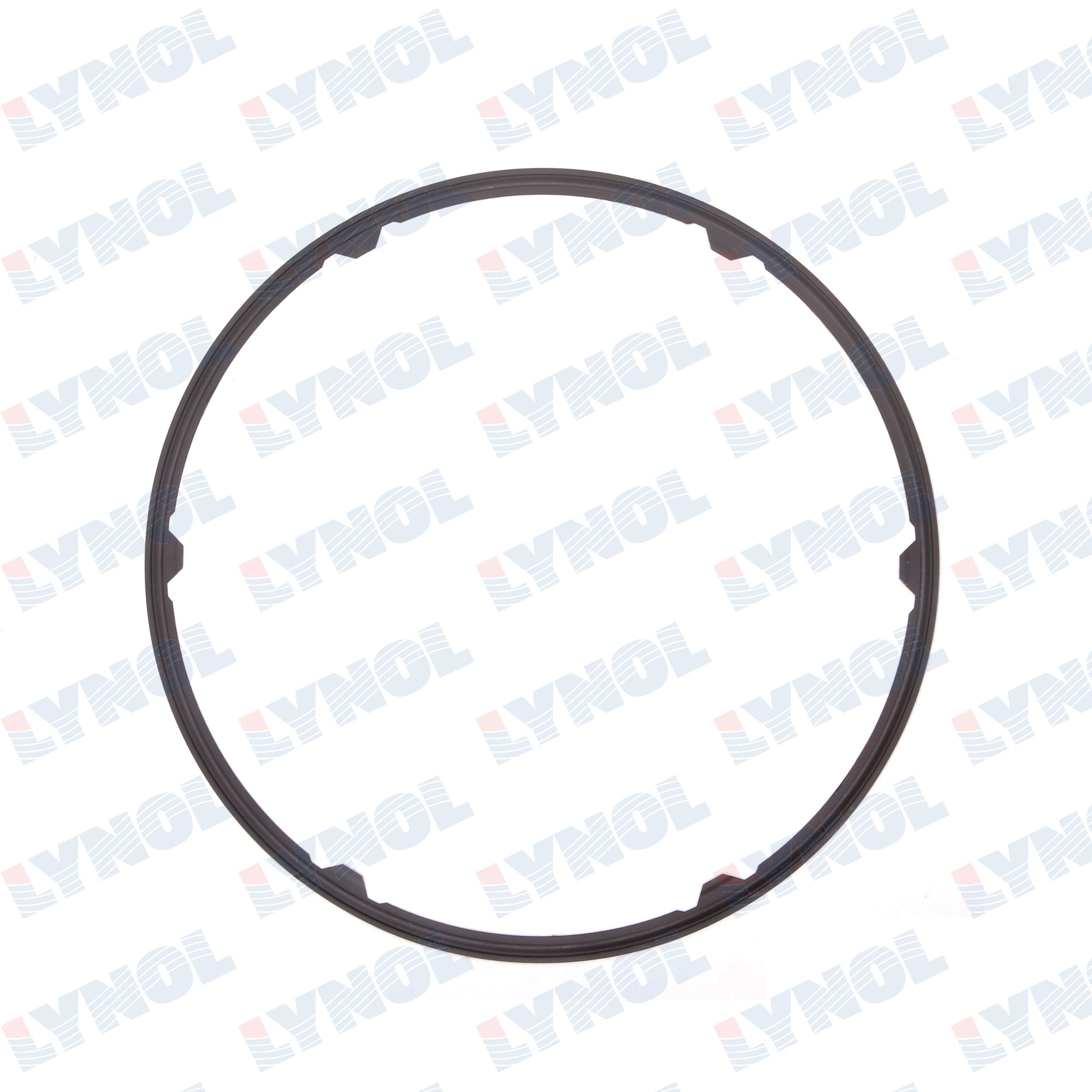 "4501015 - GASKET - Caterpillar 278-5711 Metal 14.375"" OD x 13.5"" ID"
