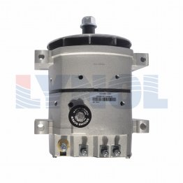3000-001 - Alternator - OE#8600060, 8600127, 8600202, 8600203, 8700047, 8700067 Delco 36SI, 12V 170A, Pad mount design