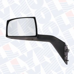 5000-057 - Volvo VNL Hood Mirror / Color: Black / Left only