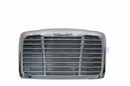 5001-001 - Grille - 2008-2017 Freightliner Cascadia with Bug Screen Triple Plated Chrome
